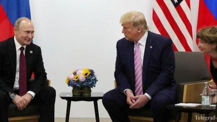 Трамп: Мы стараемся, чтобы у нас были хорошие отношения с Россией