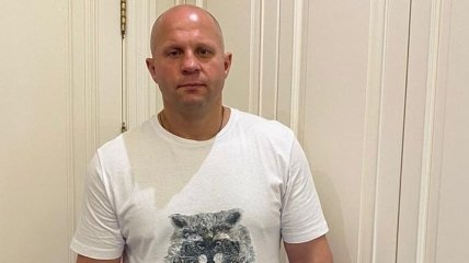 Федор Емельяненко госпитализирован в Москве