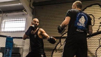 Артем Лобов успешно дебютировал в кулачных боях