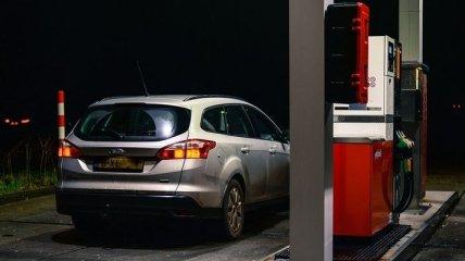 В Украине падает стоимость бензина