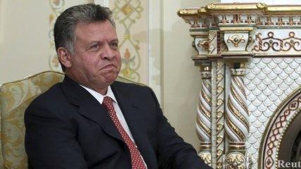 Сирия: король Иордании призывает к проведению мирных переговоров