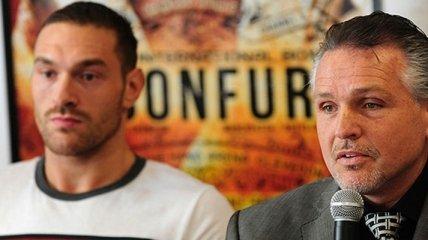 Фьюри: Вы видели, что произошло с Поветкиным в бою против Кличко