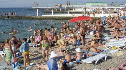 Крым с начала года посетили 5 млн туристов