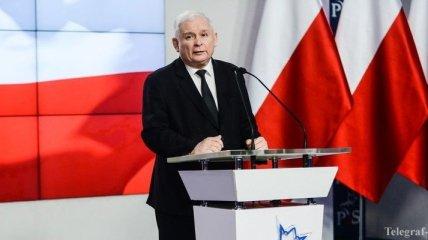 """В Польше растет популярность правящей партии """"ПиС"""""""