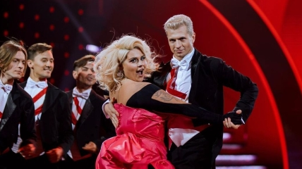 Александра Зарицкая и Юрий Мешков
