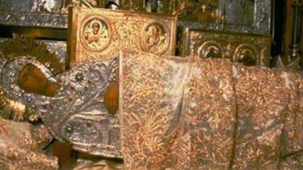 Плащаница Пресвятой Богородицы прибудет в Украину из Иерусалима