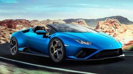 Заднеприводный Lamborghini Huracan пережил трансформацию