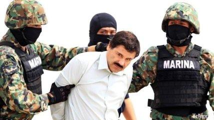 В Мексике задержали опасного наркобарона