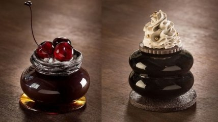 Художница создает удивительные сладости из фарфора (Фото)
