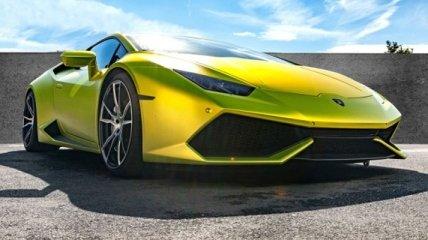 Lamborghini Huracan получил улучшения от xXx Performance
