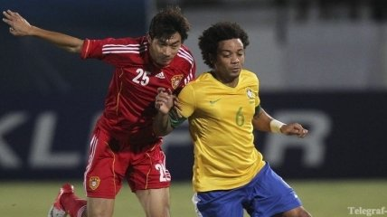 Бразилия поиздевалась над Китаем