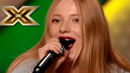 "Душевное исполнение песни ""Спи собі сама"" на ""Х-Фактор 6"" (Видео)"