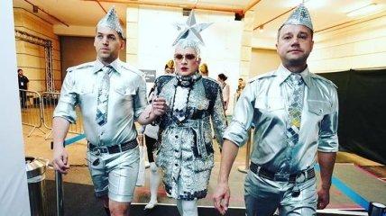 """Верка Сердючка презентовала зажигательный хит """"Make It Rain Champagne"""""""