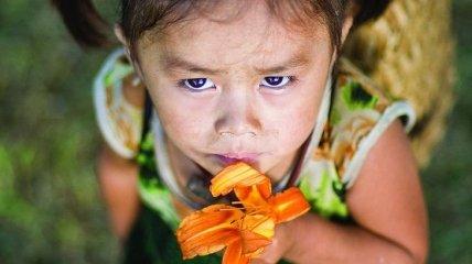 Чувственные портреты представителей племен севера Вьетнама (Фото)