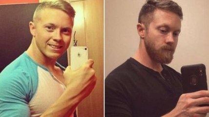 Как борода полностью меняет человека (Фото)
