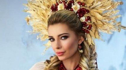 Знай наших: мисс Украина-Вселенная 2015 ошеломила костюмом