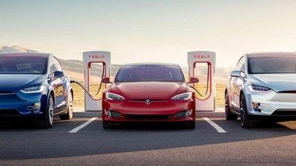 Компания Tesla временно приостанавливает работу в Китае из-за коронавируса