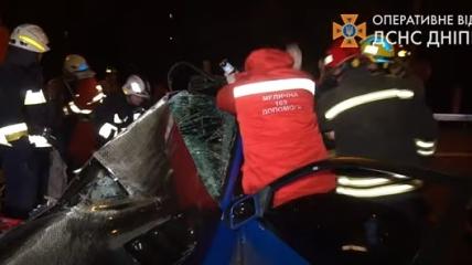 Кадр из видео с места происшествия