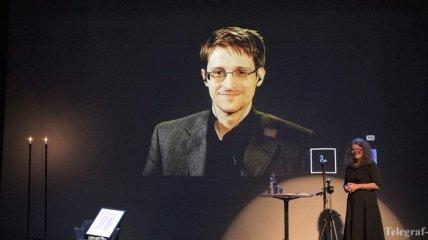 Сноудену заочно вручили норвежскую премию за критику спецслужб