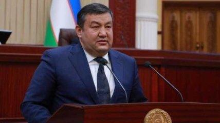 Вице-премьер Узбекистана умер от осложнений COVID-19