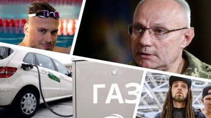 Итоги дня 27 июля: увольнение Хомчака, скандал с GreenGrey, рекорд украинского пловца на Олимпиаде
