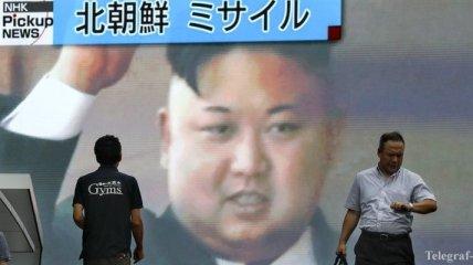 В США заговорили о возможности вооруженного конфликта с КНДР