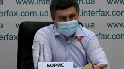 """Борис Ганджа: """"Глуско-Украина"""" платит ежегодно 3 млрд налогов, а ее за 15 мин """"закрывают"""" силовики"""