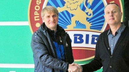 Команда УПЛ объявила о назначении нового главного тренера