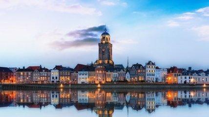 """Час шопинга"": Какие в Нидерландах приняли меры по коронавирусу"