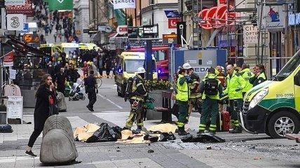 Украинку, пострадавшую от теракта, выдворяют из Швеции