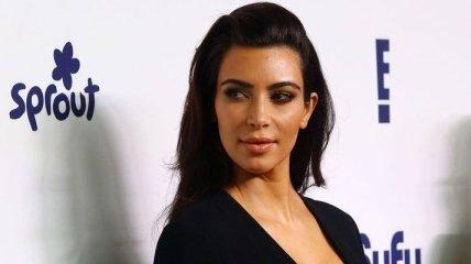 Ким Кардашьян стала королевой таблоидов