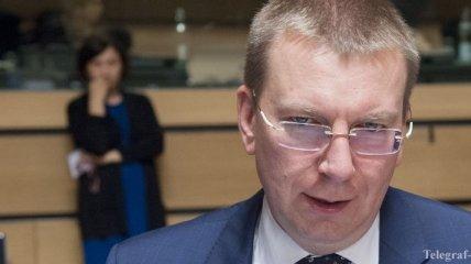 В МИД Латвии назвали условие смягчения санкций против России