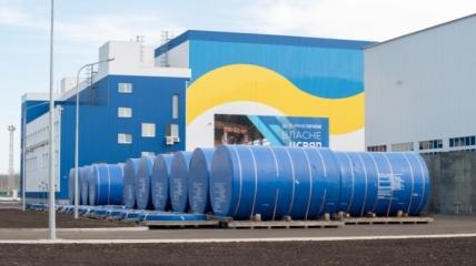 Украинское хранилище ядерных отходов