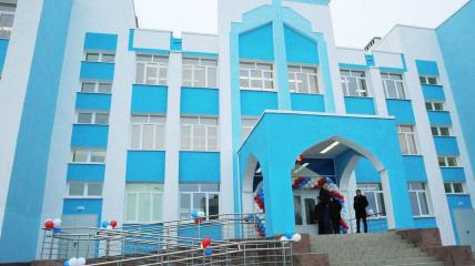 Школа в Симферополе.