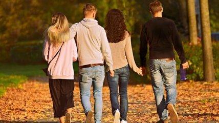 Любители гулять пешком имеют более низкое артериальное давление