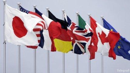 """Саммит G7: Вашингтон готов принять лидеров """"группы семи"""""""