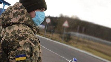 Карантин в Украине: более сотни пропускных пунктов на границе остановят работу