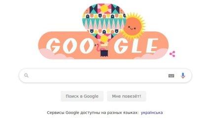 День летнего солнцестояния: Google создал новый дудл