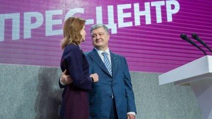 Порошенко объявил о переходе в оппозицию к Зеленскому