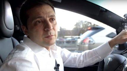 Итоги дня 7 ноября: Зеленский за рулем Tesla и взрыв в Киеве
