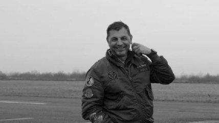Вся жизнь была связана с небом: погибший вблизи Коломыи Игорь Табанюк был одним из самых опытных пилотов Украины