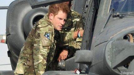 Принц Гарри прибыл в Афганистан для несения военной службы