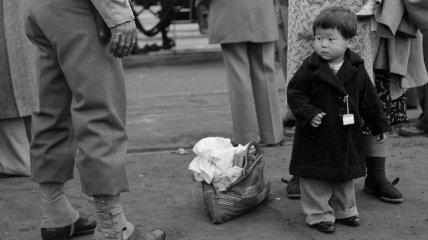 Этнические японцы в США после Перл-Харбора (Фото)