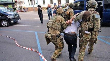 Захват банка в центре Киева: задержанному узбеку инкриминируют теракт