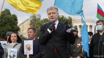 Суд разрешил принудительный привод Порошенко на допрос в ГБР 10 июня