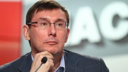 Луценко рассказал, когда заработает закон о Национальной полиции