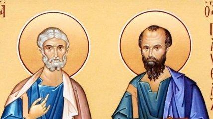 День святых апостолов Петра и Павла у западных христиан