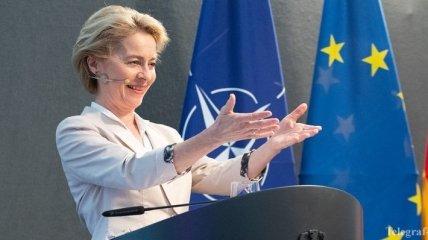 Фон дер Ляйен созывает совещание глав институтов ЕС с участием Меркель по антикризисному плану