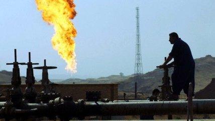 Украина снизила добычу природного газа