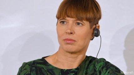 Президент Эстонии попросила премьера отправить главу МВД в отставку